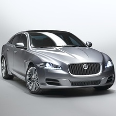 Jaguar XJ XJL Supercharged