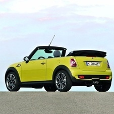 MINI (BMW) Cooper S Cabrio Automatic