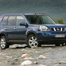 Nissan X-Trail 2.0 Turbo Diesel Automatic