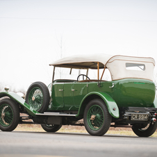 Bentley 3-Litre Tourer by Gurney Nutting