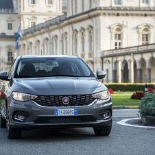 Fiat Tipo 1.6 Multijet 16v Lounge Opening Edition