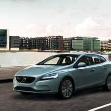 Volvo V40 T5 Geartronic