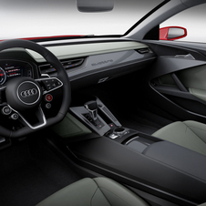 Audi has hinted that it could build the car to slot between the RS4 and R8