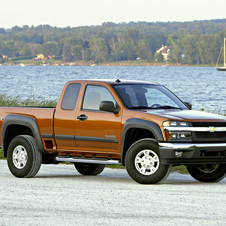 Chevrolet Colorado Extended Cab 2WD LT1