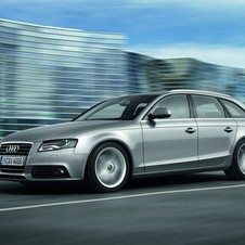 Audi A4 Avant 2.0 TFSI Attraction multitronic