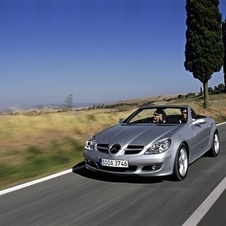 Mercedes-Benz SLK 350 Automatic