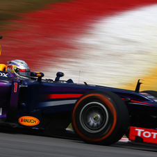 Red Bull and Mercedes have been the teams most affected by the tires