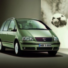 Volkswagen Sharan 2.0 Automatic