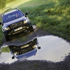 Volvo XC90 V8 Summum 7L. Geartronic