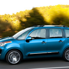 Citroën C3 Picasso 1.6 HDi 90 Airdream Exclusive