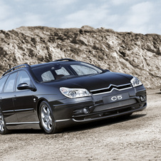 Citroën C5 Break 3.0 V6 Carlsson