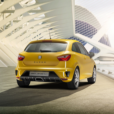 Seat Ibiza Cupra Concept Revealed in China with 180hp and Seven-Speed Gearbox
