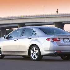 Acura TSX 5-Spd AT