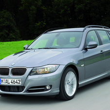 BMW 330d Touring Edition Sport Automatic