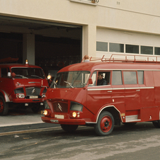 Citroën Belphégor 350 Fire Fighter Truck