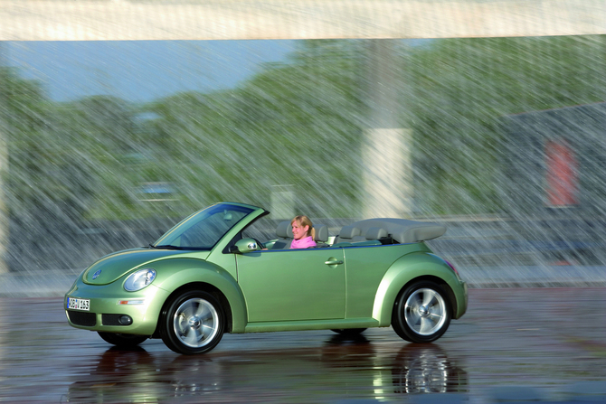 Volkswagen Beetle 2.0 Cabriolet Automatic