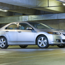Acura TSX 6-Spd MT