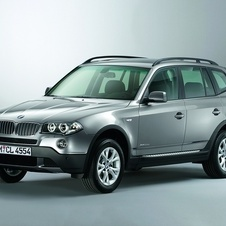 BMW X3 xDrive20d Lifestyle (E83)