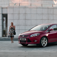Ford Focus Estate 1.0 EcoBoost Titanium Best