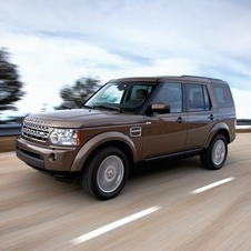 Land Rover Discovery 4 TDV6 2.7 S CommandShift