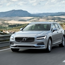 Volvo V90 D4 Momentum Business Geartronic