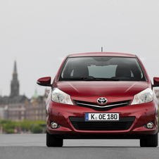 Toyota Yaris 1.33 Club