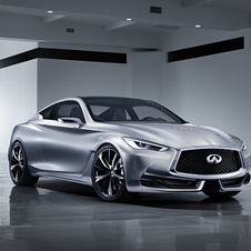 Design do Q60 é inspirado no Q80 Inspiration e no Q50 Eau Rouge