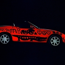 Art Car de A.R. Penck