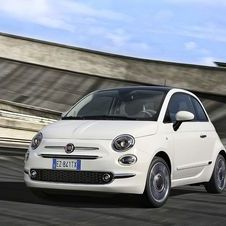 Fiat 500 1.2 8v Lounge Dualogic