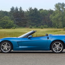 Chevrolet Corvette Convertible LT2