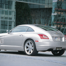 Chrysler Crossfire Coupé Daytona 3.2 V6 Aut.