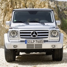 Mercedes-Benz G 55 AMG Station Longo