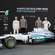 Mercedes Gives W03 Late Unveil