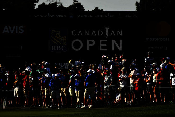 Canadian Open RBC 2018: Amazing choices from a model predicted by Tiger Woods British Open