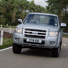 Ford Ranger 2.5TDCi XL First Edition Cab Along 3L 4x4