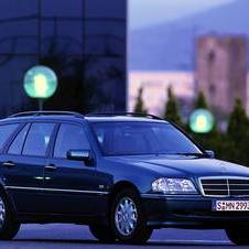 Mercedes-Benz C 200 Diesel Station Wagon AT