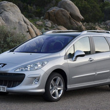Peugeot 308 SW 1.6 THP Automatic