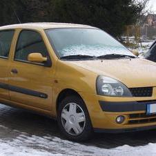 Renault Clio II 1.4 16v Automatic