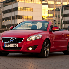 Volvo C70 D4 Momentum Geartronic
