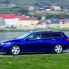 Honda Accord Tourer 2.2 i-DTEC Executive Top AT Edição L