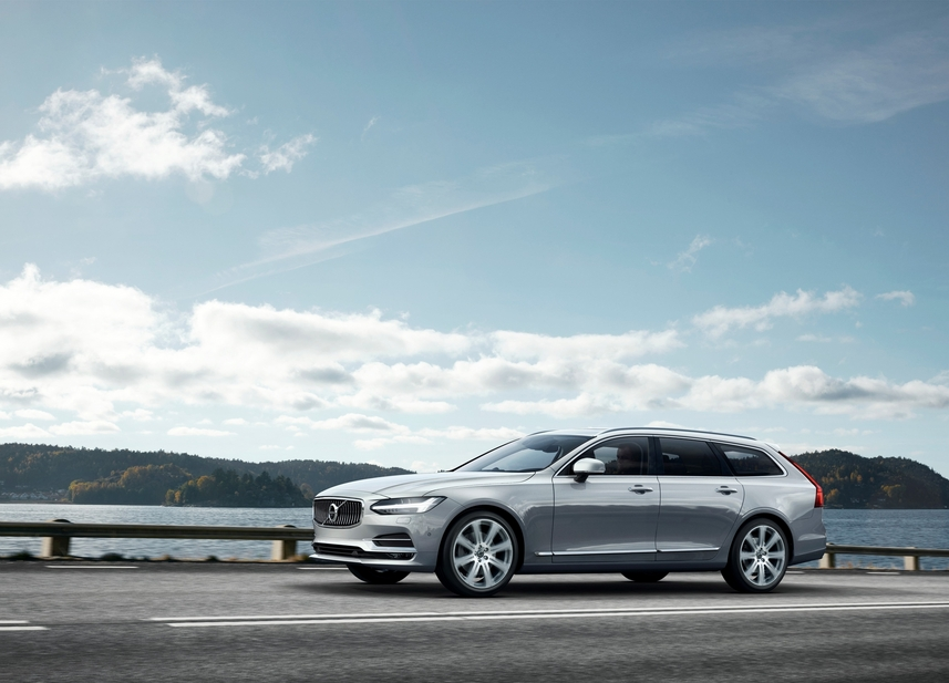 Volvo V90 T6 AWD Momentum Business Geartronic
