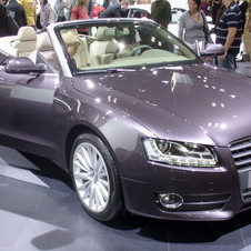 Audi A5 Cabriolet 2.0 TFSI quattro S-Tronic