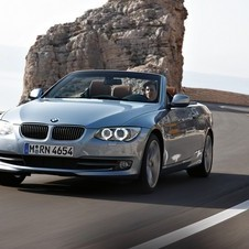 BMW 335i Convertible 3.0