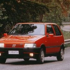 Fiat Uno Turbo ie