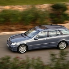 Mercedes-Benz C 200 Kompressor Estate