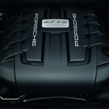 The new, 4.2-liter V8 is a major upgrade in power and torque over the regular diesel