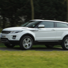 The model tested was the cleanest Evoque currently on sale