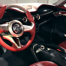 Obviously, this interior could not make production but it gives a concept of MG's aesthetic ideas