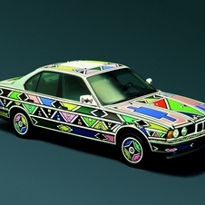 Art Car de Mahlangu