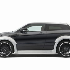 Hamann Motorsport Evoque 3-türig Breitversion